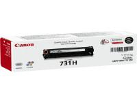 Original Toner schwarz Canon 6273B002/731H schwarz
