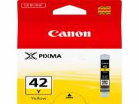Original Tintenpatrone gelb Canon 6387B001/CLI-42 Y gelb