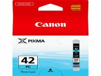 Original Tintenpatrone cyan hell Canon 6388B001/CLI-42 PC photocyan