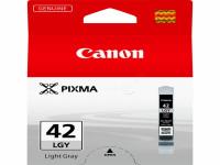 Original Tintenpatrone grau Canon 6391B001/CLI-42 LGY grau light