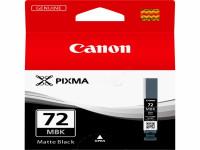 Original Tintenpatrone schwarz matt Canon 6402B001/PGI-72 MBK schwarzmatte
