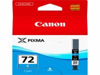 Original Tintenpatrone cyan Canon 6404B001/PGI-72 C cyan