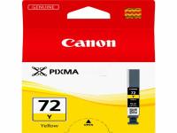 Original Tintenpatrone gelb Canon 6406B001/PGI-72 Y gelb