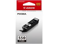 Original Tintenpatrone schwarz Canon 6496B001/550 PGBK schwarz