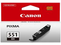 Original Tintenpatrone schwarz Canon 6508B001/551 BK schwarz