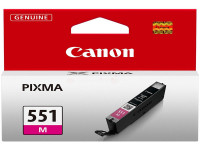 Original Tintenpatrone magenta Canon 6510B001/551 M magenta