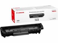 Original Toner schwarz Canon 7616A005/703 schwarz