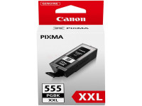 Original Tintenpatrone schwarz Canon 8049B001/555 PGBKXXL schwarz