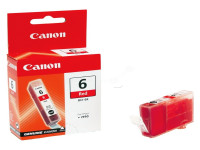 Original Tintenpatrone rot Canon 8891A002/BCI-6 R rot