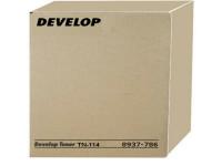 Original Toner Develop 8937786/TN-114 schwarz