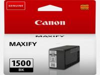 Original Tintenpatrone Canon 9218B001/PGI-1500 BK schwarz
