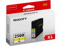 Original Tintenpatrone gelb Canon 9267B001/PGI-2500 XLY gelb