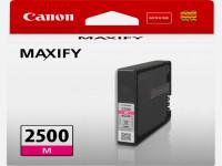 Original Tintenpatrone Canon 9302B001/PGI-2500 M magenta