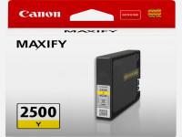 Original Tintenpatrone Canon 9303B001/PGI-2500 Y gelb