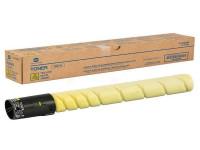 Original Toner gelb Konica Minolta A11G250/TN-319 Y gelb