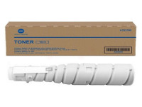 Original Toner Konica Minolta A202050/TN-414 schwarz