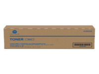 Original Toner Konica Minolta A33K030/TN-322 schwarz