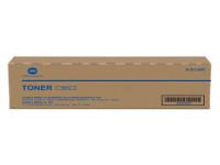 Original Toner Konica Minolta A3VU050/TN-712 schwarz