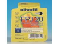 Original Druckkopf schwarz Olivetti B0384/FPJ20 schwarz