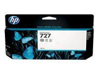 Original Tintenpatrone grau HP B3P24A/727 grau