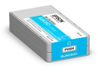 Original Tintenpatrone cyan Epson C13S020564/GJIC5(C) cyan