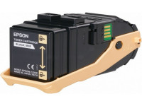 Original Toner schwarz Epson C13S050605/0605 schwarz