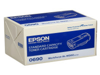 Original Toner schwarz Epson C13S050690/0690 schwarz