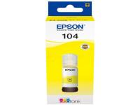 Original Tintenflasche gelb Epson C13T00P440/104 gelb