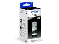 Original Tintenflasche schwarz Epson C13T00R140/106 photoschwarz