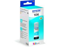 Original Tintenflasche cyan Epson C13T00R240/106 cyan