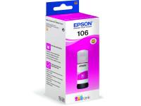Original Tintenflasche magenta Epson C13T00R340/106 magenta
