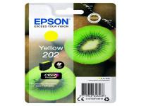 Original Tintenpatrone Epson C13T02F44010/202 gelb