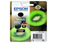 Original Tintenpatrone Epson C13T02G14010/202XL schwarz