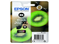 Original Tintenpatrone Epson C13T02H14010/202XL photoschwarz