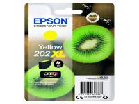 Original Tintenpatrone Epson C13T02H44010/202XL gelb