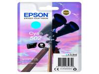Original Tintenpatrone Epson C13T02V24010/502 cyan