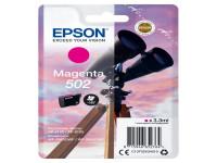 Original Tintenpatrone Epson C13T02V34010/502 magenta