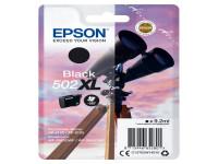 Original Tintenpatrone Epson C13T02W14010/502XL schwarz