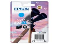 Original Tintenpatrone Epson C13T02W24010/502XL cyan