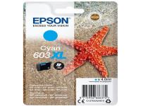 Original Tintenpatrone Epson C13T03A24010/603XL cyan