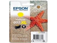 Original Tintenpatrone Epson C13T03A44010/603XL gelb