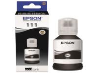 Original Tintenflasche schwarz Epson C13T03M140/111 schwarz