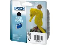 Original Tintenpatrone schwarz Epson C13T04814010/T0481 schwarz