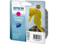 Original Tintenpatrone magenta Epson C13T04834010/T0483 magenta