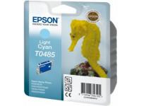 Original Tintenpatrone cyan hell Epson C13T04854010/T0485 photocyan