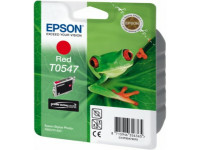 Original Tintenpatrone rot Epson C13T05474010/T0547 rot