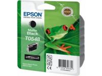 Original Tintenpatrone schwarz matt Epson C13T05484010/T0548 schwarzmatte