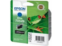 Original Tintenpatrone blau Epson C13T05494010/T0549 blau
