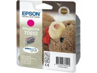 Original Tintenpatrone magenta Epson C13T06134010/T0613 magenta