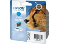 Original Tintenpatrone cyan Epson C13T07124012/T0712 cyan